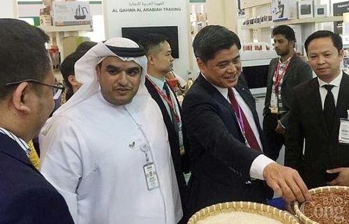Hội chợ Gulfood Dubai 2020: Đoàn Việt Nam 'thắng' hơn 32 triệu USD