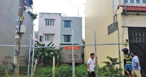 Vụ bán trộm cả nền biệt thự nhà phố ở TP.HCM: Cấm xuất cảnh Giám đốc Công ty Đại Hải