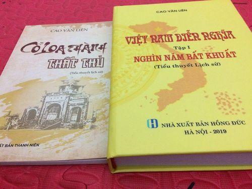Phản hồi tiếp thông tin bạn đọc về Tập I 'Nghìn năm bất khuất' trong Bộ tiểu thuyết lịch sử 'Việt Nam Diễn Nghĩa'