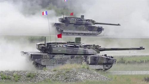 Chiến tăng Leopard và Leclerc bị thay thế