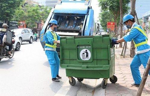 Xử lý tình trạng đổ trộm rác thải, đảm bảo môi trường trong khâu thu gom vận chuyển rác