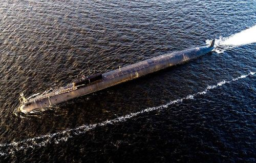 Hải quân Nga nhận tàu ngầm hạt nhân 'khủng' đúng ngày Chiến thắng Phát xít