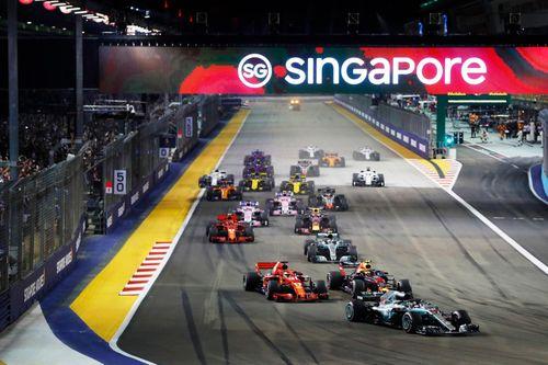 F1 và sự thay đổi 'công thức' theo thời gian trước khi đến Việt Nam