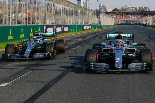 Những thay đổi trong 'công thức' của giải F1 theo thời gian