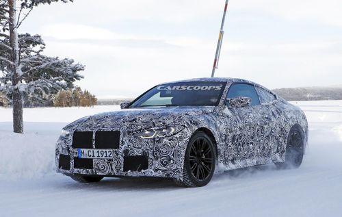 Lộ diện BMW M3/M4 thế hệ tiếp theo với nhiều cải tiến đáng kể