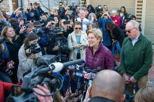 Thêm một ứng viên nặng ký rời khỏi cuộc đua vào Nhà Trắng
