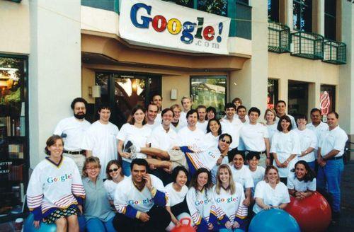 21 công thần của Google giờ này đang ở đâu?