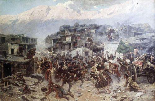 Thảm họa diệt vong của 1 triệu người sau cuộc chiến Kavkaz