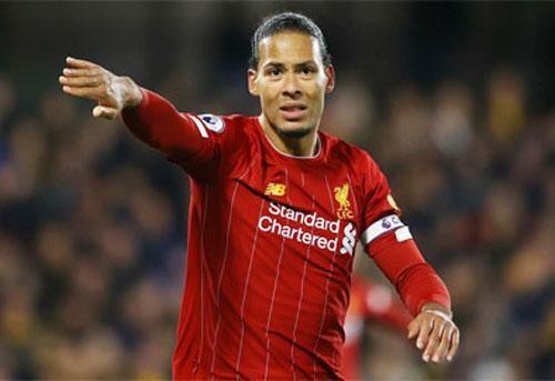 Liverpool đang cần Van Dijk 'hồi sinh'