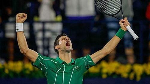 Kỷ lục 20 Grand Slam của Federer sẽ sớm bị Djokovic xô đổ