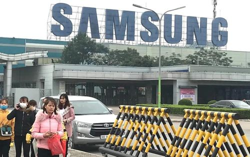 Samsung chuyển dây chuyền sản xuất smartphone sang VN vì virus corona