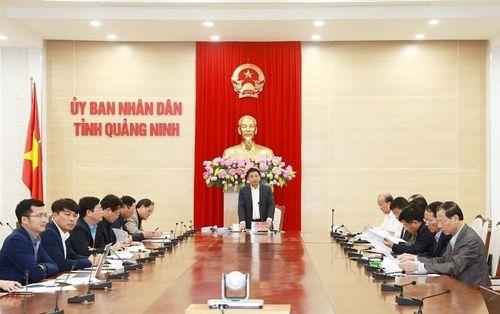 Quảng Ninh: Giải quyết khó khăn các dự án lớn có sử dụng đất tại Khu kinh tế Vân Đồn