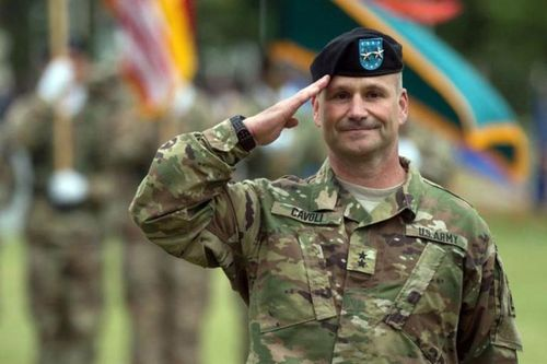 Tư lệnh lục quân Mỹ ở châu Âu bị cách ly vì nghi nhiễm Covid-19