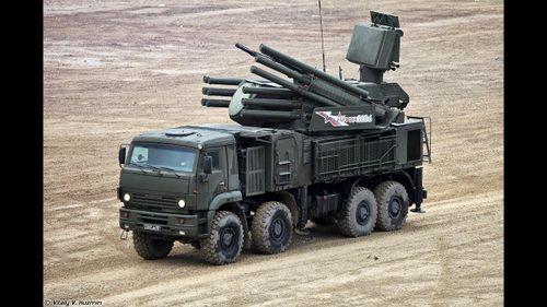 Nga bất ngờ thừa nhận 2 tổ hợp Pantsir bị quân đội Thổ Nhĩ Kỳ phá hỏng ở Syria