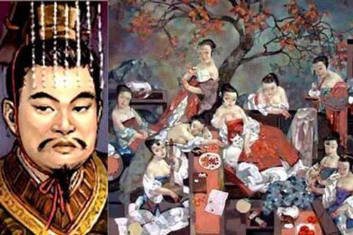 Hán Linh Đế - vị vua bắt cung nữ, phi tần phải mặc quần 'cách tân' để tiện bề giao hoan