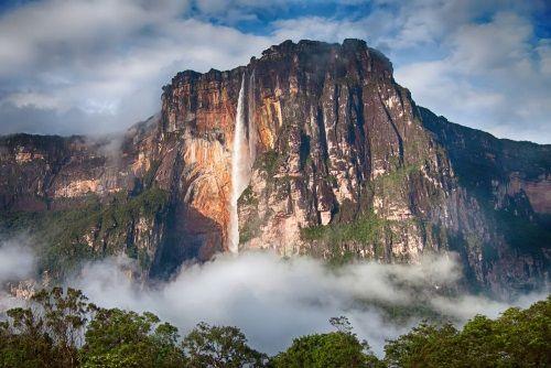 14 thác nước có sức mạnh vượt trội nhất thế giới