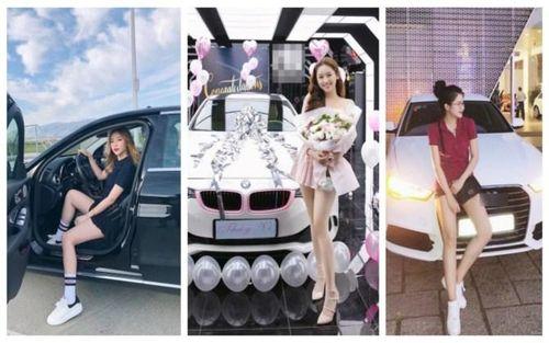 Dàn hot girl đình đám Việt mua xe ở tuổi đôi mươi