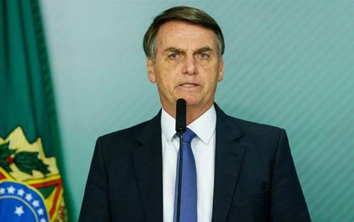 Tổng thống Brazil khẳng định âm tính với virus corona