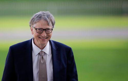 Bill Gates chính thức rời Microsoft