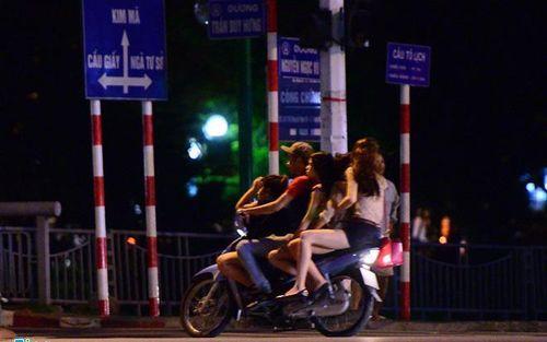 Triển khai các giải pháp triệt xóa tụ điểm mại dâm tại Hà Nội