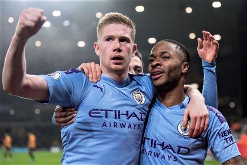 Man City tận dụng thời gian nghỉ để giữ chân De Bruyne, Sterling