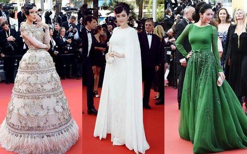 Lý Nhã Kỳ và những lần tỏa sáng tại LHP Cannes: Không có đẹp nhất, chỉ có đẹp hơn