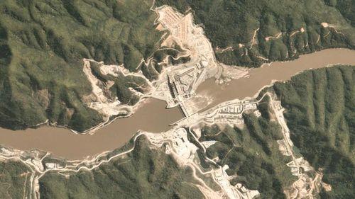 Campuchia dừng xây dựng đập thủy điện trên sông Mekong trong 10 năm