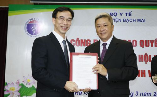 Giám đốc Viện Tim Hà Nội trở thành tân Giám đốc Bệnh viện Bạch Mai
