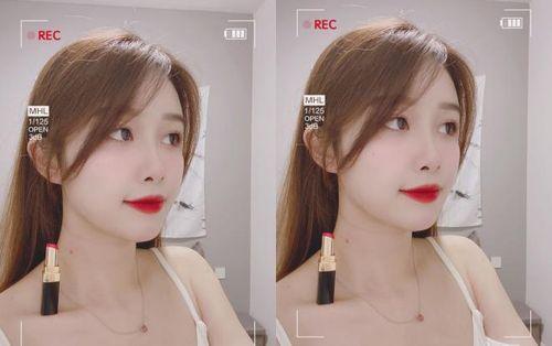 Bạn gái Văn Toàn bắt trend 'Lipstick Challenge', khoe hình thể mảnh mai khiến fan trầm trồ