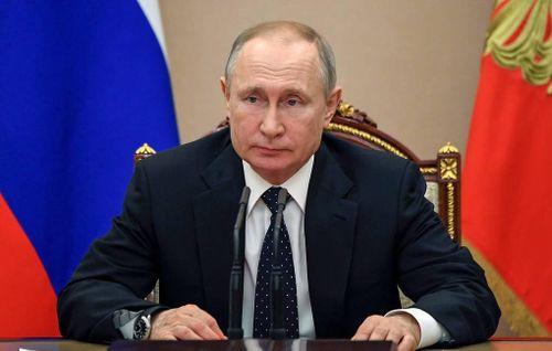 Tổng thống Nga Putin nói về tương lai sau khi mãn nhiệm