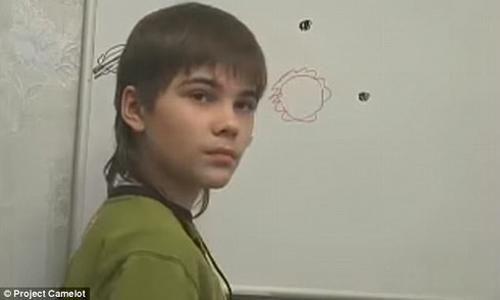 Nam thanh niên người Nga tự nhận 'kiếp trước sống trên sao Hỏa'