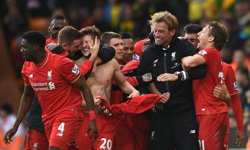 Những trận cầu cảm xúc nhất của Liverpool dưới thời HLV Klopp