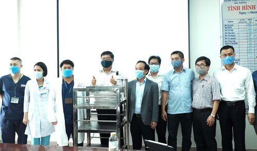 Đại học Đà Nẵng chung tay cùng cộng đồng phòng, chống dịch Covid-19