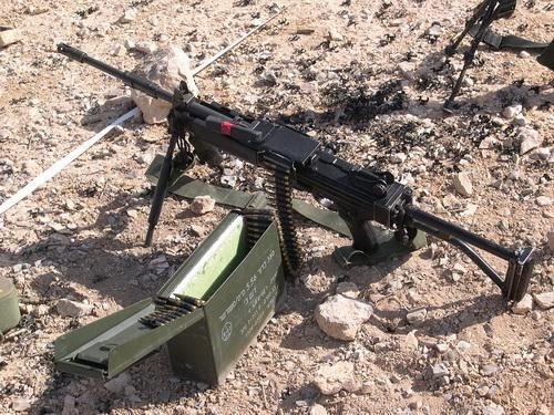 Ấn Độ mua số lượng lớn súng máy Negev NG7