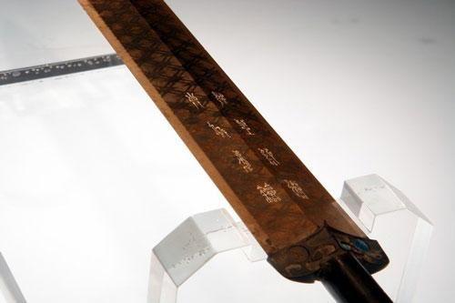 Bí mật về bảo kiếm huyền thoại hơn 2.000 năm tuổi của vua Câu Tiễn