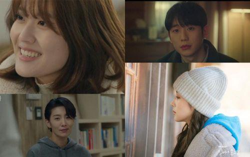 Phim của Jung Hae In và Chae Soo Bin chỉ đạt rating 2.4% ở tập 1 - Phim của Park Min Young rating ảm đạm