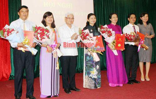 Ban Bí thư Trung ương Đảng chuẩn y nhân sự mới