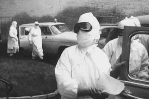 Kinh nghiệm 19 ngày Liên Xô khống chế ngoạn mục dịch đậu mùa