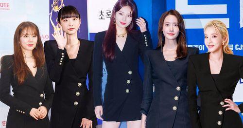 Yoona, Suzy đụng hàng với 'điên nữ' Kim Da Mi, Jisoo và loạt mỹ nhân đình đám
