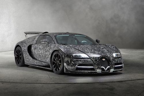 Top 10 siêu xe độ ấn tượng nhất của Mansory