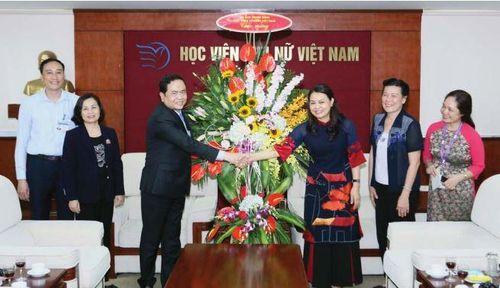 Công tác tuyên truyền, vận động hội viên của các cấp Hội Liên hiệp Phụ nữ Việt Nam trong giai đoạn hiện nay