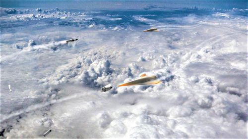 Nhật Bản tham gia cuộc đua vũ khí siêu thanh