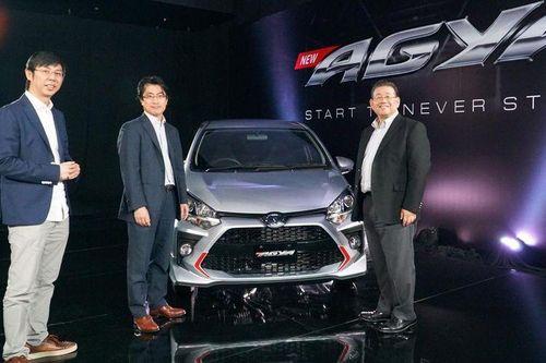 Toyota Wigo phiên bản mới giá chỉ 230 triệu đồng