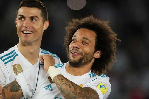 Marcelo đứng trước cơ hội tái ngộ Ronaldo ở Juventus
