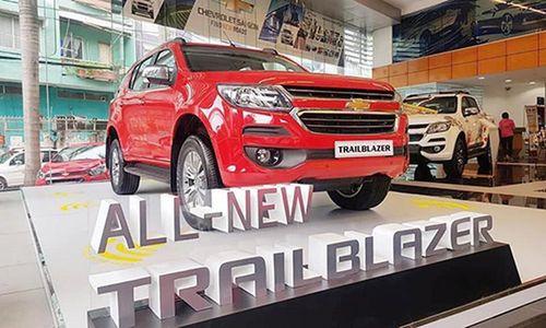 Chevrolet Trailblazer lại giảm gần 200 triệu đồng tại Việt Nam