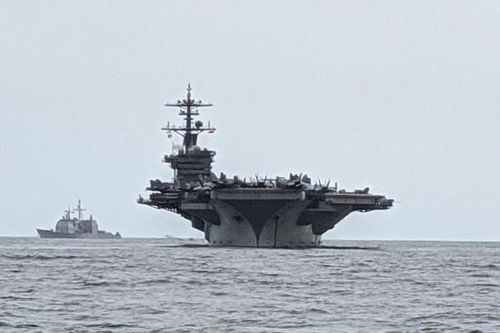 Thủy thủ tàu sân bay ghé Đà Nẵng có thể đã lây Covid-19 từ nguồn khác