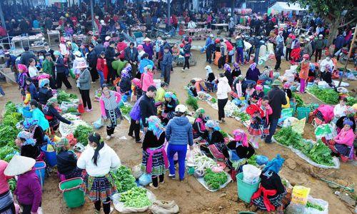 Quyến rũ chợ phiên San Thàng ở Lai Châu