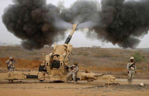 Liên minh Saudi Arabia đánh chặn tên lửa của phiến quân Houthi