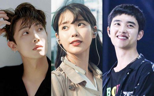 Đâu là nam - nữ diễn viên idol xuất sắc nhất do người dân Hàn Quốc bình chọn?