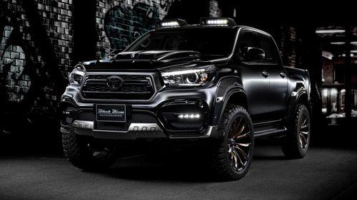 Toyota Black Bison: 'Cơn ác mộng' tồi tệ nhất của Ford Ranger